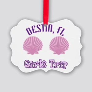 Destin Girls Trip - Picture Ornament